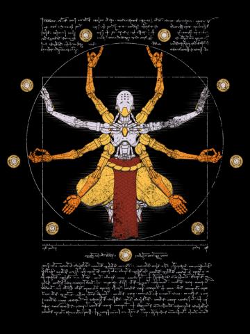 Vitruvian Omnic