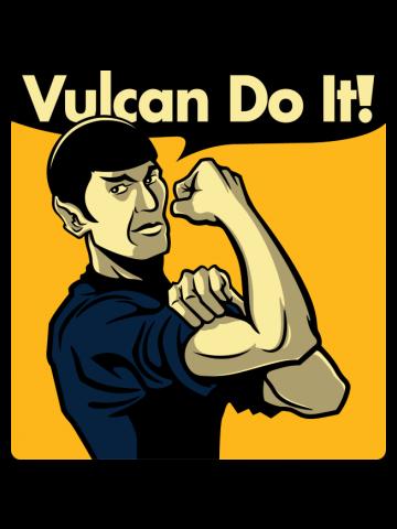 Vulcan Do It!