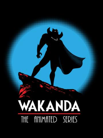 Wakanda Animated Series