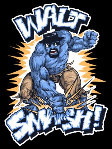 Walt Smash!