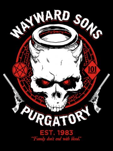 Wayward Sons - Purgatory