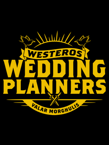 Westoros wedding planner - Game of Thrones
