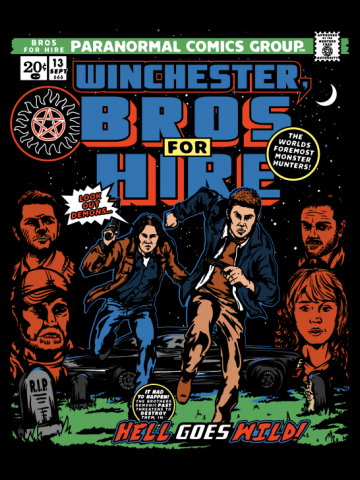 Winchester bros for hire
