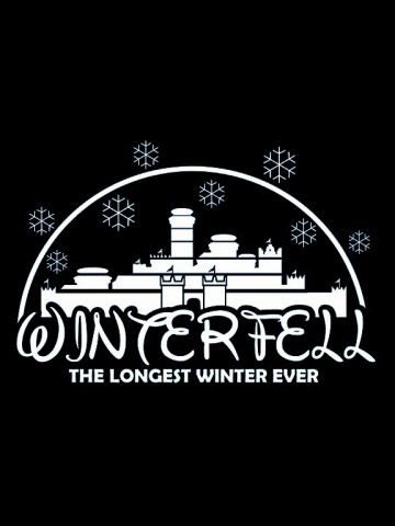 Winterfell, longest winter ever - Game of Thrones