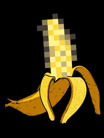 X banana