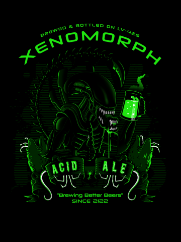 Xeno's Acid Ale