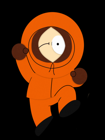 Youhuu Kenny - South Park