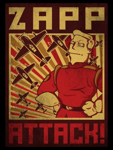 Zapp Attack