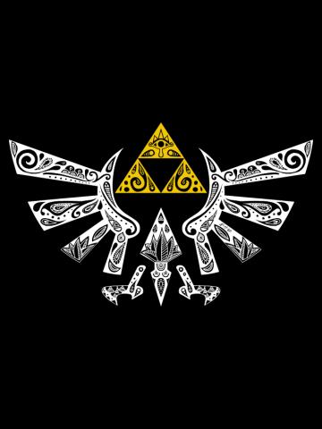 Zelda Hyrule Emblem