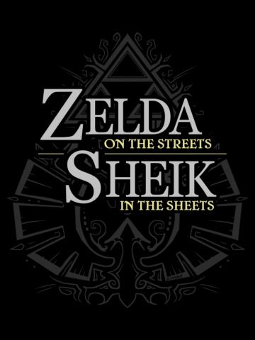 Zelda On The Streets