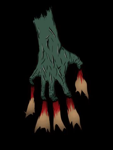 Zombie Grab