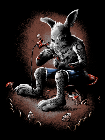 Rad easter bunny