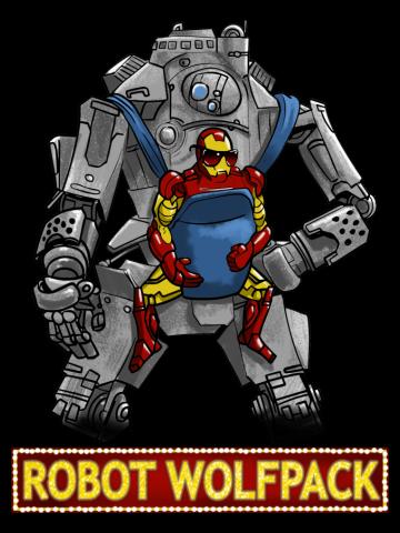 Robo wolfpack