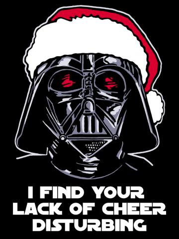 Vader Santa