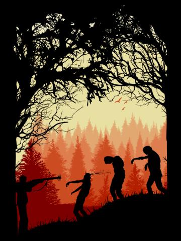 Zombie apocalypse alt0