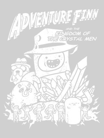 Adventure Finn - Adventure Time