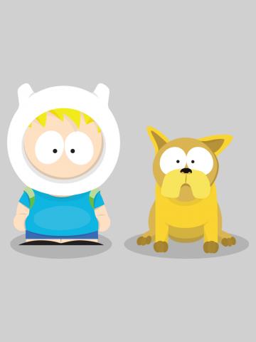 Adventure South Park