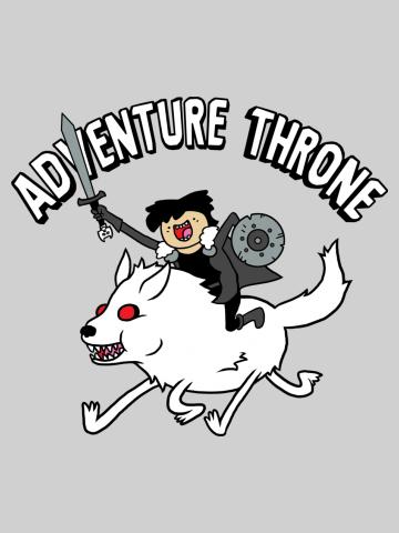 Adventure Throne - Adventure Time