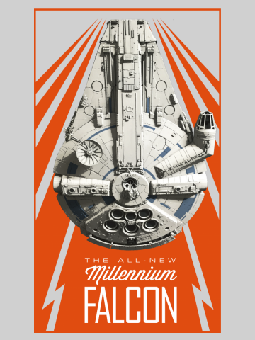 All New Millennium Falcon