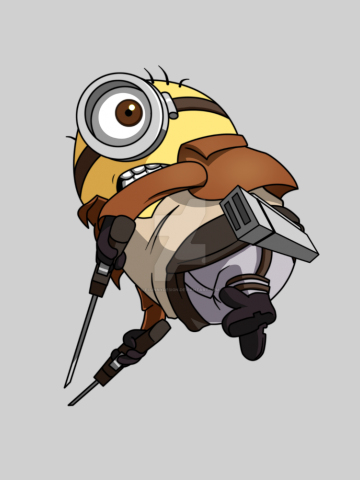 Atack of killer minion