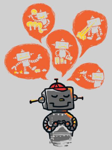 Bad robot plans