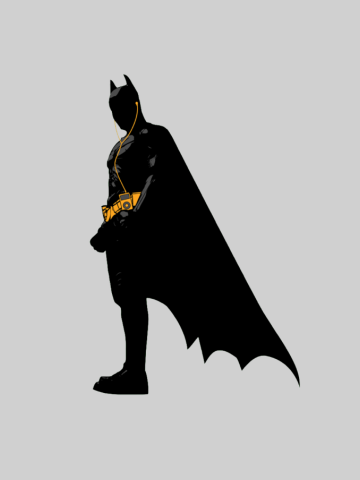 Batman music lover