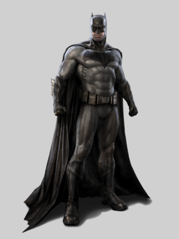 Batman vs Superman render