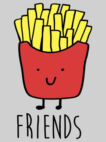 Best Friends (fries)