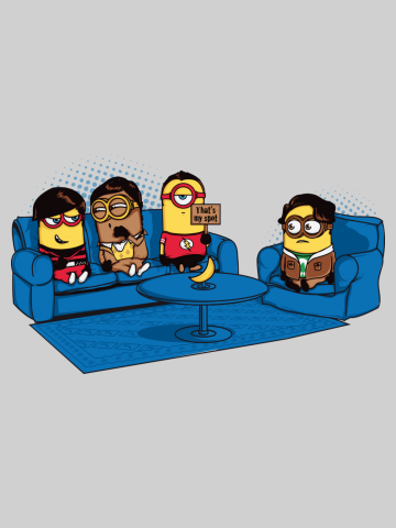 Big Bang Theory Minions