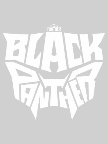 Black Panther Typography