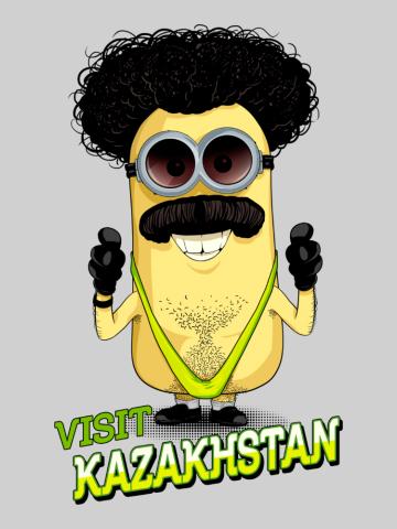 Borat Minion
