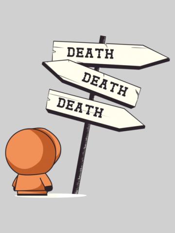 Choices choices - South Park