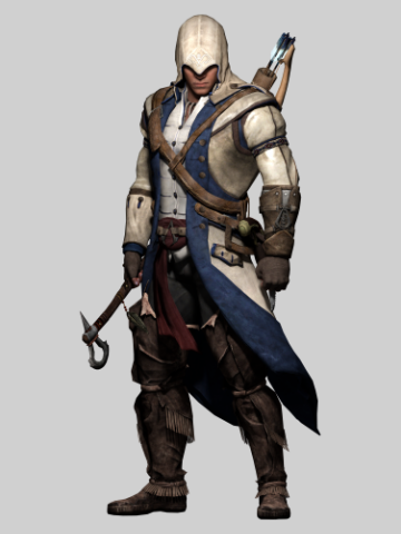 Connor - Assasins Creed