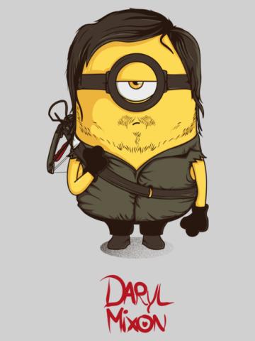 Daryl Minion