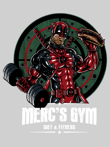 Deadpool Gym