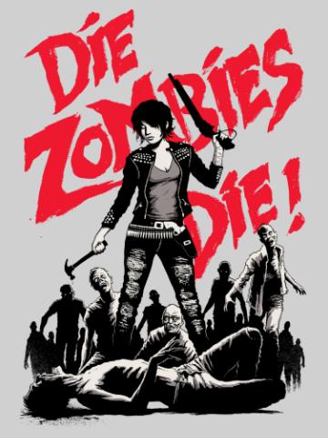 Die zombies, die - The Walking Dead