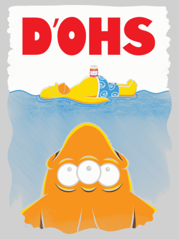 Dohs - The Simpsons