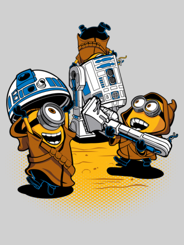 Droids Minions