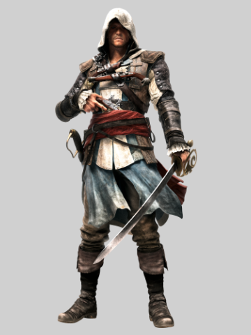 Edward - Assasins Creed