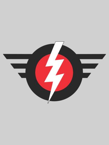Enclave Air Force Logo - Fallout