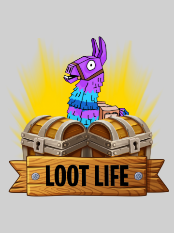 FORTNITE LOOT LIFE