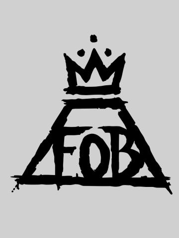 Fall Out Boy - Crown Logo