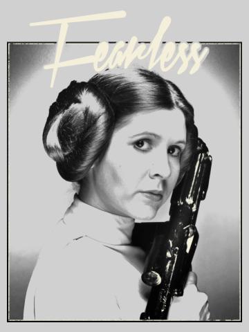 Fearless Leia