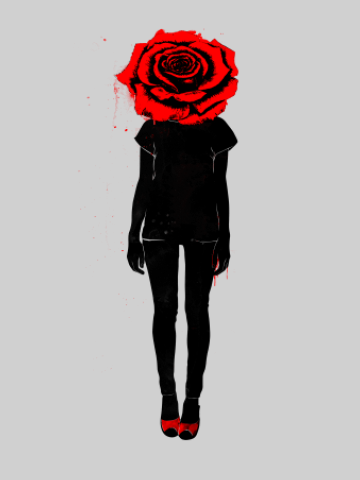 Flower hed