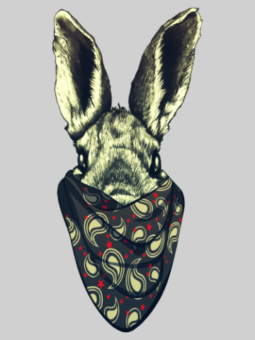 Gangsta Rabbit