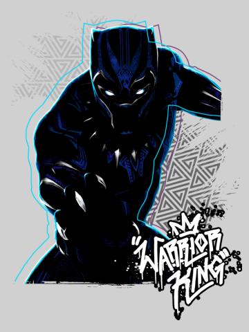 Geometric Warrior King