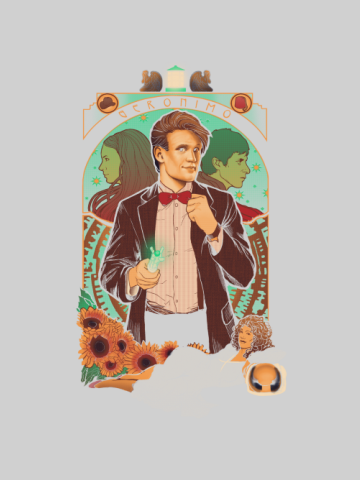 Geronimo Doctor - Doctor Who