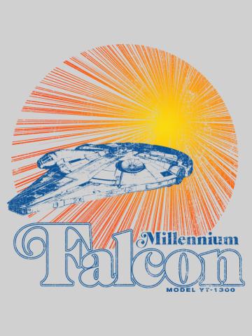 Groovy Falcon