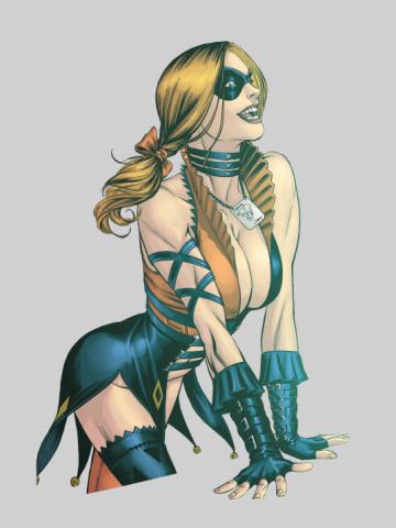 Harley Queen - Batman