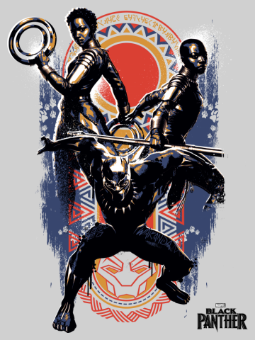 Heroes of Wakanda